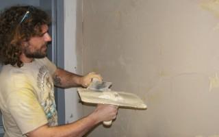 Сколько сохнут стены после штукатурки