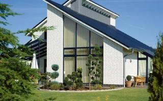 Как сделать односкатную крышу дома своими руками