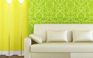 Чем можно обклеить стены кроме обоев