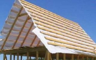 Стропильная система двухскатной крыши своими руками пошагово
