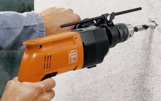 Как просверлить дырку в бетонной стене