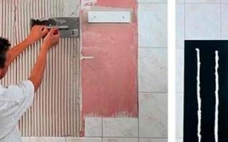 Как закрепить зеркало на стене из гипсокартона