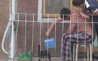 Мангал на балконе штраф