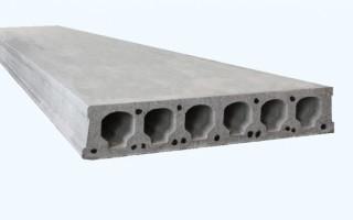 Максимальное опирание плит перекрытия на кирпичную стену