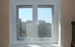 Как прикрепить откосы к пластиковым окнам