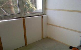 Можно ли утеплять стены изнутри пенополистиролом