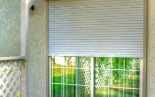 Как выбрать рольставни на окна