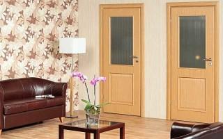 Как правильно вставить межкомнатную дверь