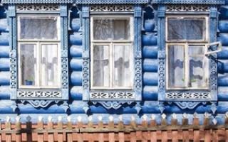 Какие бывают наличники на окна