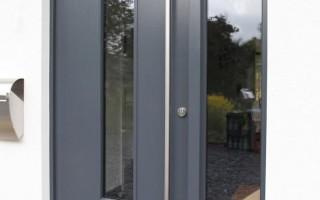 Как отрегулировать алюминиевую дверь