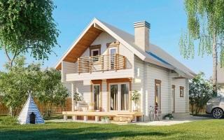 Как правильно сделать балкон в частном доме
