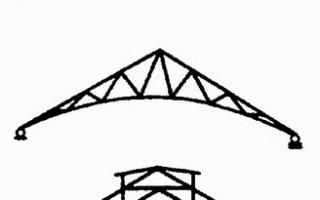Как выровнять крышу дома