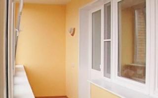Какие материалы нужны для утепления балкона