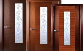 Как отреставрировать шпонированную дверь
