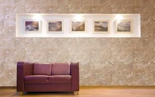 Чем отделать стены в квартире кроме обоев