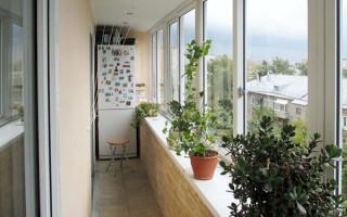Можно ли поставить холодильник на балкон