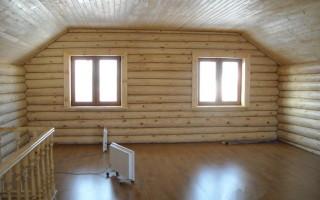 Чем дешевле обшить стены внутри дома