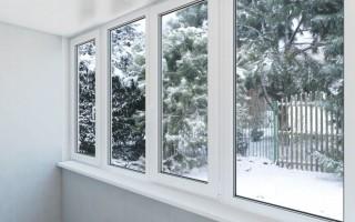 Какие стеклопакеты лучше ставить на балкон