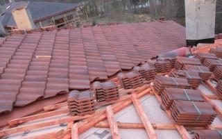 Какой рубероид лучше для крыши гаража