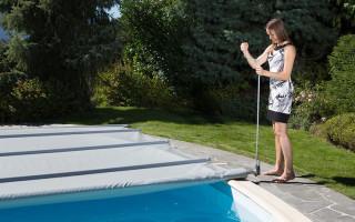 Лето-тент для бассейна — особенности и преимущества конструкции