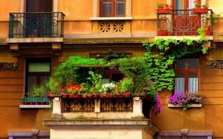 Определение лоджии и балкона СНИП
