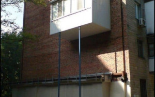 Сделать балкон в квартире без балкона