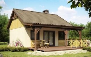 Нужен ли балкон в частном доме