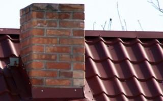 Как нарастить трубу дымохода на крыше