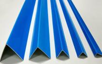 Как резать пластиковые уголки на откосы