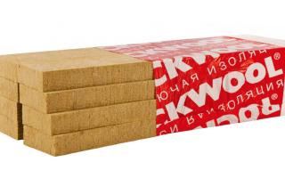 Минераловатные плиты: особенности, характеристики
